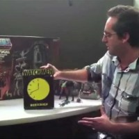Mattel Video Preview: Watchmen Packaging & Snake Face