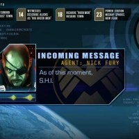 S.H.I.E.L.D. Briefing Video for Upcoming Marvel Mobile Game