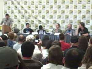 SDCC09 – DC Universe Online Panel – 1 of 5