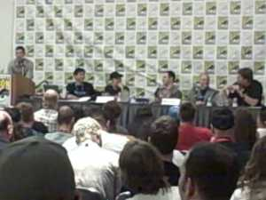 SDCC09 – DC Universe Online Panel – 5 of 5