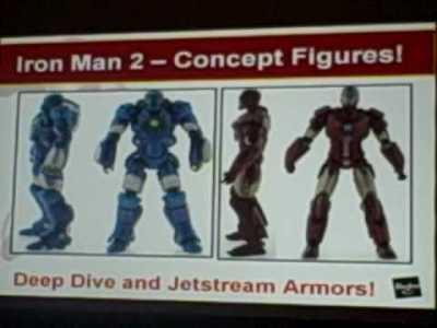 SDCC09 – Hasbro/Marvel License Panel 1 of 6