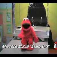 Toy Fair Video #1- Mattel/Fisher Price's Elmo Live