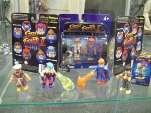 Mini Mates - Street Fighter II