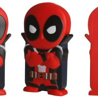 Deadpool Red Chara-Brick