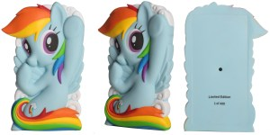 Rainbow Dash White Chara-Brick