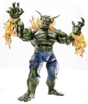 SPIDERMAN LEGENDS 6inch INFINITE SERIES BAF Goblin