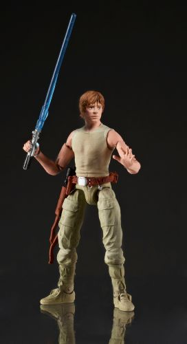 STAR WARS BLACK SERIES 3.75INCH EP5 LUKE JEDI TRAINING A5631