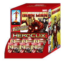 Iron Man Single Packs