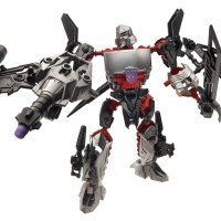 TRANSFORMERS Construct-Bots Ultimate Megatron Robot Mode