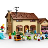 LegoSimpsonsHouse1