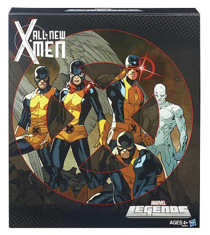 Legends Original Inside Sports: Action Figure Insider » Toys R Us Marvel Legends Original