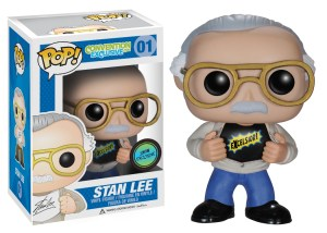 Stan Lee Excelsior POP GLAM