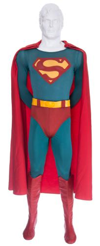 ScreenUsed Superman Chris Reeve