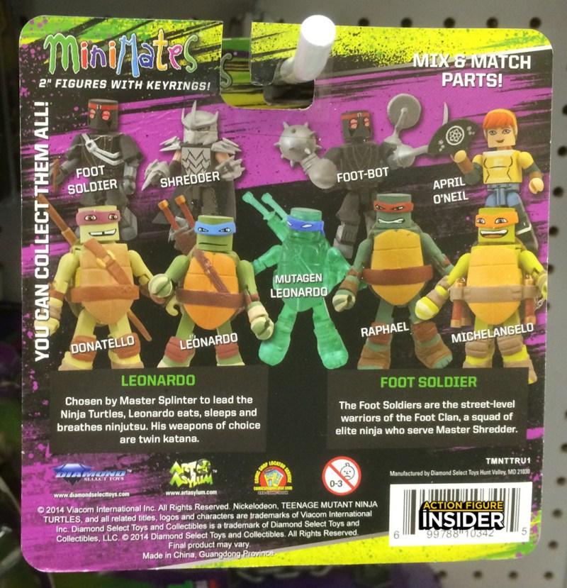 Tmnt Turtles 2014 Toy At Kmart Sub : Action figure insider teenage mutant ninja turtles