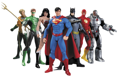 Best Justice League Toys And Action Figures For Kids : Action figure insider diamond previews announces top