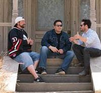 (Hosts Kevin Smith and Greg Grunberg with Special Guest J.J. Abrams)