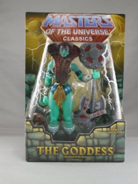 Masters of the Universe Classics - The Goddess - card