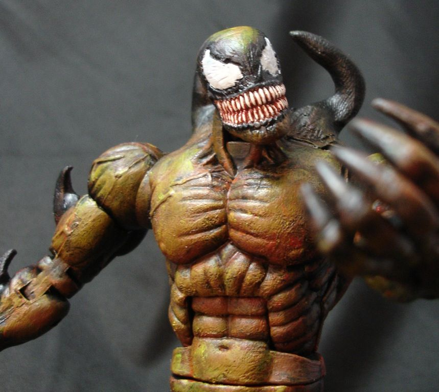 CC30 Marvel Legends Ulik Build A Figure Series By