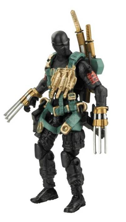 G.I. Joe Tactical Nina Team 3 Pack B