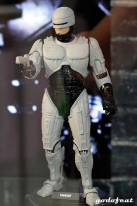 Ani-Com Hot Toys Robocop