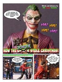 Batman How the Joker Stole Christmas 03