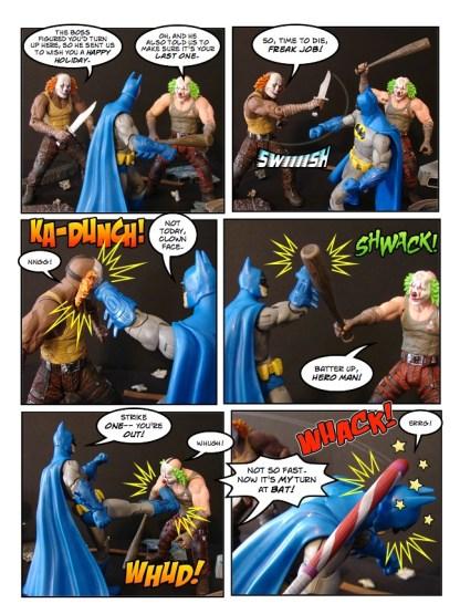 Batman How the Joker Stole Christmas 13