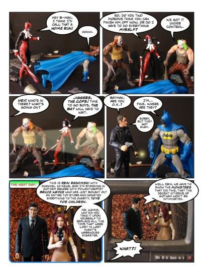 Batman How the Joker Stole Christmas 14