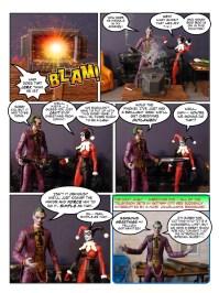 Batman How the Joker Stole Christmas 15