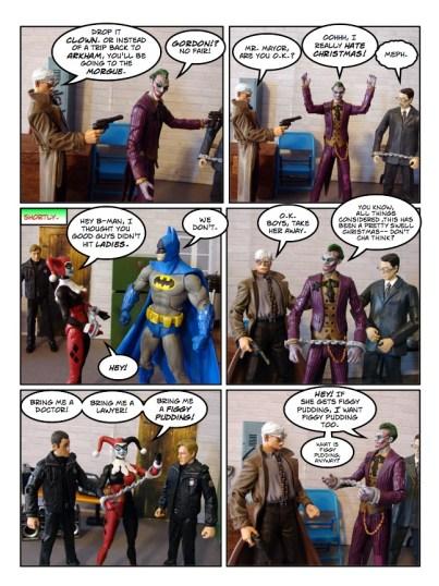 Batman How the Joker Stole Christmas 26