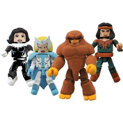 Alpha Flight Minimates Series 2 Box Set