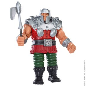 Masters of the Universe Classics Ram Man