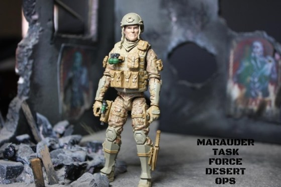 Marauder Task Force Gaming Figures 10