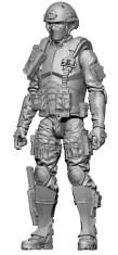 Marauder Task Force Gaming Figures 15