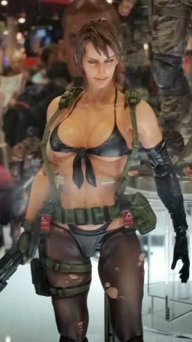 SDCC 2014 Square Enix Play Arts Kai 2