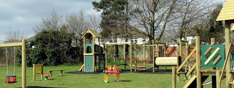 Playgrounds designed to your budget