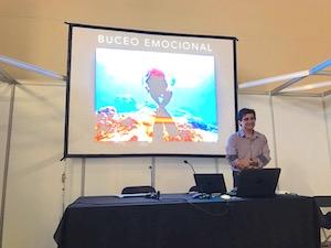 Salón de la inmersión Cornellá: BUCEO EMOCIONAL