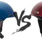 Giro Battle or Smith Holt | What is the Best Freestyle Snowboard\Ski Helmet for Under 75$?