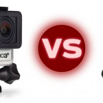 Difference Between GoPro Hero 3+ Black and Silver HD Cameras