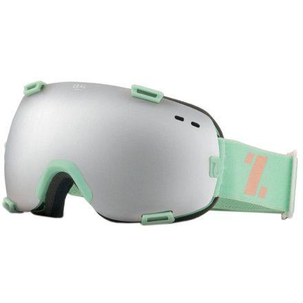 Zeal voyager, zeal goggles, zeal optics, snow ski goggles