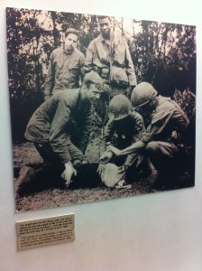 """Photo of US soldiers using water torture against a """"Vietnamese Patriot"""".  I actually thought waterboarding was a relatively recent invention..."""