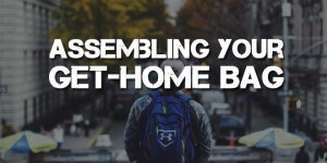 Assembling-Get-Home-Bag-Logo