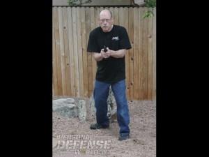 "Michael Janich demonstrating Cirillo's ""Nose Point"" technique"