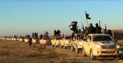 ISIS Toyota