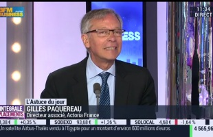 Gilles Paquereau sur BFM