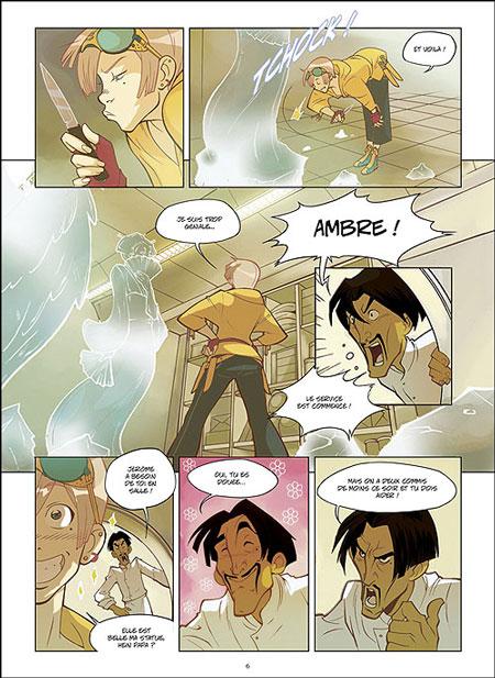 Lord of Burger : Un « global manga » trois étoiles