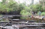 Contaminación ambiental oleoducto norperuano_Foto: Andina