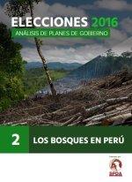 Analisis de planes de Gobierno - bosques