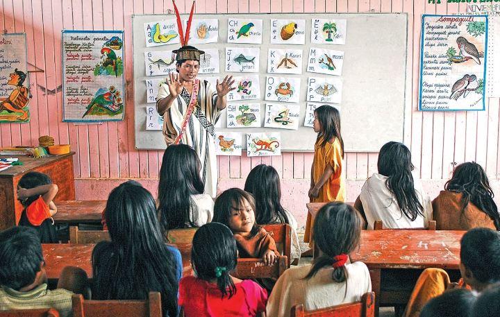 educacion indigena - andina