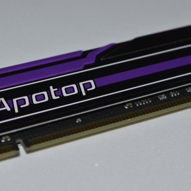 APOTOP DDR3 1600 C10 DUAL CHANNEL PERFORMANCE MEMORY KIT 16GB (8GBx2)_038