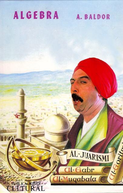 Esta es la nueva portada del álgebra de Baldor solicitada por Estado Islámico.